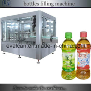 Automatic Plastic Bottle Filling Machine for Green Tea pictures & photos