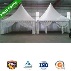 10X10 Heavy Duty White Shade Pop up Sports Canopy Tent with Sides for Sale pictures & photos