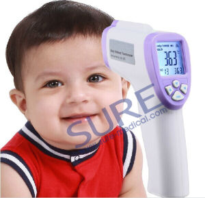 Hot Sale Non Contact Infrared Thermometer with CE Approval pictures & photos