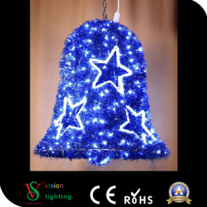 Christmas Decorative LED Bell Light pictures & photos