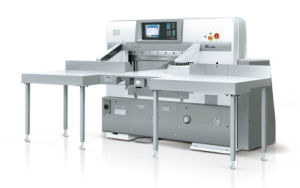 Automatic Paper Cutting Machine (SQZ-92CTN) pictures & photos
