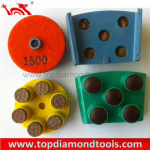 Grinding Diamond Tools for Concrete Grinding Polishing pictures & photos