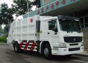 12cbm Sinotruk 4X2 Garbage Truck