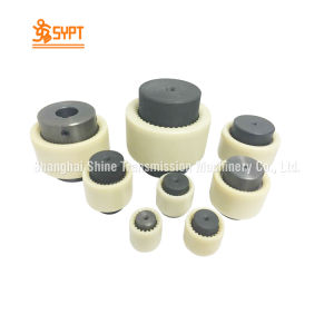 S-55 Nylon Flex Gear Coupling for Machines Connection pictures & photos