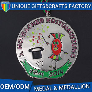 Factory Supply OEM/ODM Trophies Awards Metal Medal with Souvenir pictures & photos