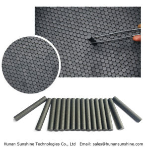 R6 AA Bp Carbon Rod Electrode for Dry Battery pictures & photos