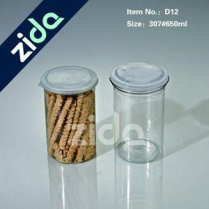 500ml Plastic Colorful Pet Bottle with Aluminium Cap for Food pictures & photos