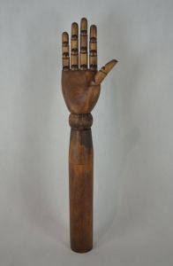 Painted Female Wooden Hands Display Dummies for Sale pictures & photos