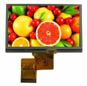 7 inch resolution 800 X 480, high brightness TFT Capacitive Touch panel pictures & photos