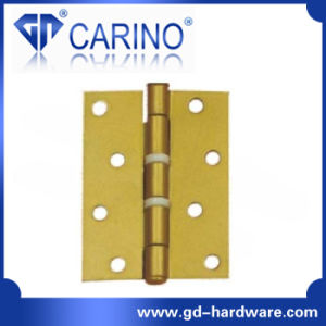 Ball Bearing Hinge (2BB & 4BB Iron Door Hinge) (HY810) pictures & photos