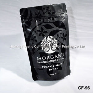 Plastic Aluminum Doypack Coffee Packaging Bag pictures & photos