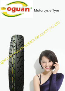 Durable Wear-Resistant Motorcycle Tire of 90/80-17 pictures & photos