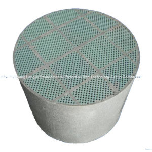 Sic Diesel Particulate Filter Sic DPF for Exhaust System pictures & photos