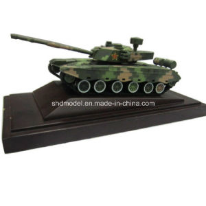 Zinc Alloy Military Tank Car for Collectible (1/38) pictures & photos