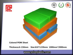 Colored Polyacetal Plate with Factory Price pictures & photos