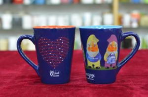 Blue Promotion Mug pictures & photos