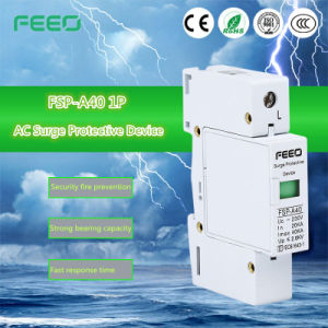 20-40ka SPD AC Solar 600V 1000V 2p Surge Arrester pictures & photos