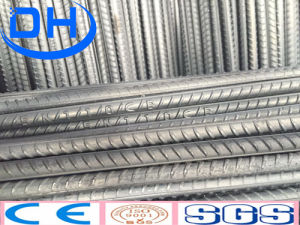 HRB400 12mm Deformed Steel Rebar for Construction in China Tangshan pictures & photos