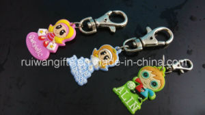 Customized Soft Rubber Mobile Pendant, Mobile Charms pictures & photos