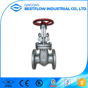 API Industrial Carbon Steel A216 Wcb Gate Valve pictures & photos