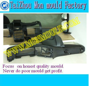 Plastic Injection Vehicle Bumper Mold, Auto Bumper Mold pictures & photos