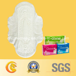 Brand Women Ultra Thin Sanitary Napkin with Super Absorbency (FEM-245) pictures & photos