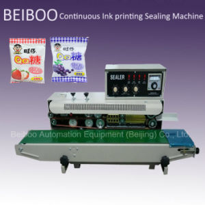 Automatic Continuous Ink Printing Bag Sealing Machine (RS-980) pictures & photos