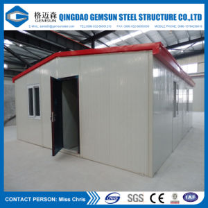 Galvanized Mobile Modular Prefabricated Building pictures & photos