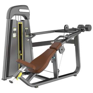 2015 Newest Gym Equipment Incline Chest Press (SD1006-A) pictures & photos