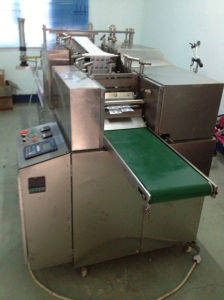 FDA Approved Alcohol Swab Packaging Machine (SMT-ASPM006) pictures & photos
