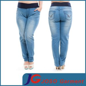 plus size stretch jeans for women - Jean Yu Beauty