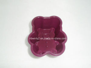 Silicone Bear Muffin Mold (WLS4020) pictures & photos