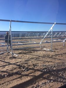 Ground Solar Mounting System, Solar Panel Bracket/Mounting Structure/Photovoltaic Stents pictures & photos