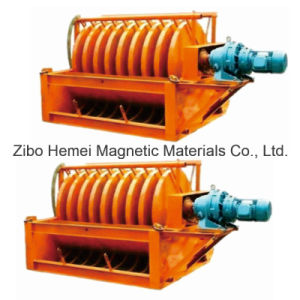 Disc Tailings Recycling Machine Magnetic Separator Mining Machinery pictures & photos