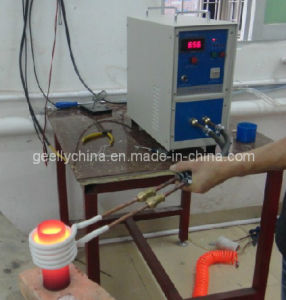 High Frequency Induction Heating Brazing Welding Machine/Inducion Heater/Heat Treatment with Prolong Cable pictures & photos