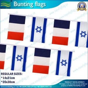 Polyester String Countries Flag (A-NF11F06026) pictures & photos