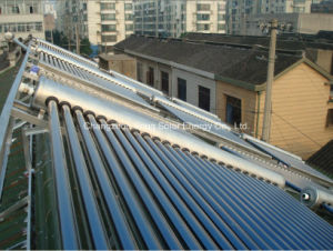 Solar Project Ect Tube Collector pictures & photos