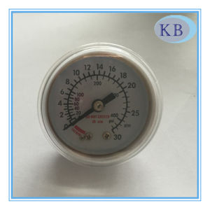 Medical Pressure Gauge Dia. 40mm 30ATM pictures & photos
