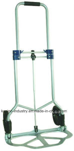 Light Wight Folding aluminum Hand Trolley Ht1589b (High quality) pictures & photos