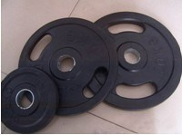 Rubber Barbbell, Weight Dumbbell (USH-301) pictures & photos