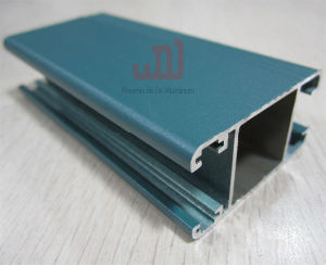 Power Coating Aluminium Window Profile