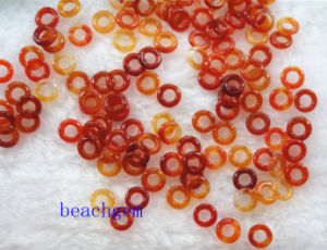 Jewelry Parts-Natural Carnelian Round Circle pictures & photos