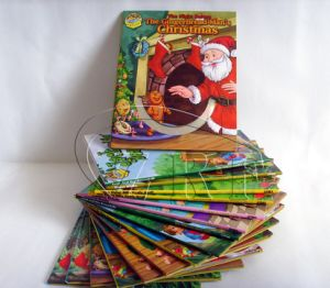 Colorful Cartoon Story Book Printing Service pictures & photos