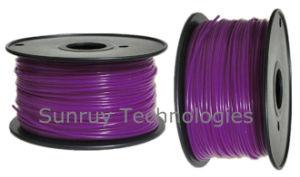 Color Purple PLA 3D Filament for 3D Printer (PLA-175) pictures & photos