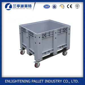 100% HDPE Clear Plastic Storage Box for Sale pictures & photos