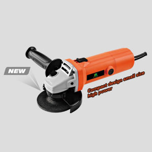 Compact Design Small Size High Power Grinding Tool/ Angle Grinder (MTS-8111)