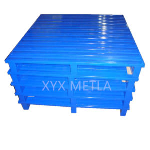 Free Fumigation Sea Shipping Wooden Plastic Steel Pallet pictures & photos