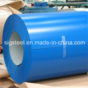 Prepainted Galvanized Steel Coil (Zinc coating: 60--120GSM) pictures & photos