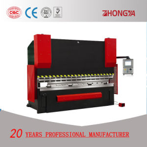 Hydraulic Press Brake CNC Folding Bending Machine with Da-65t System, Pbh-300t/3200 pictures & photos