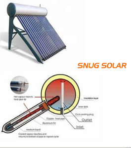 Integrative and Pressurized Solar Water Heater pictures & photos